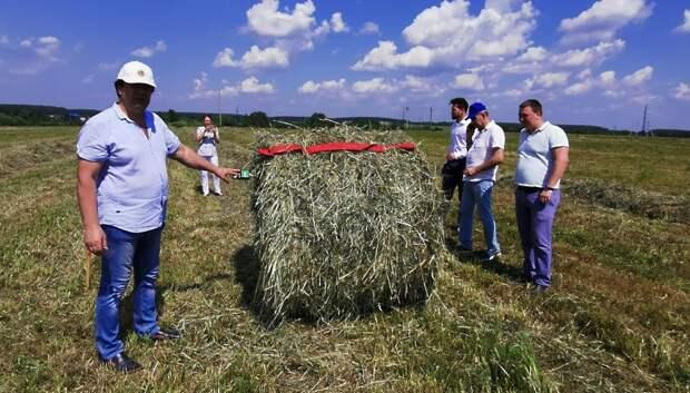 В Подольске успешно испытали отечественную сельхозтехнику