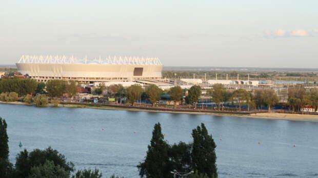 Центр Ростова сместится налевый берег