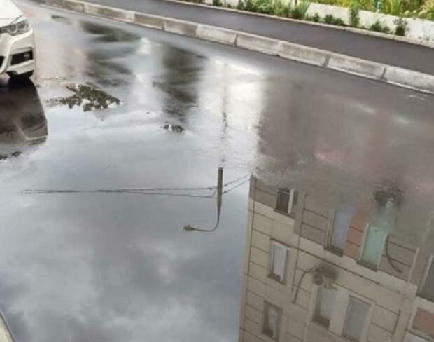 На Дмитровском наладят работу водослива — управа