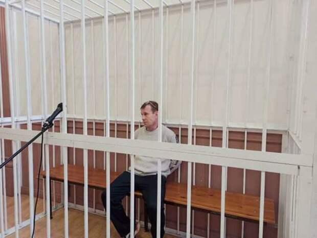 Убийцу волгоградского полицейского отправили в тюрьму навсегда