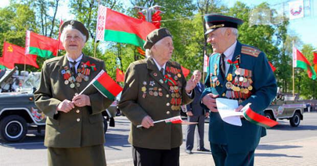 Белорусские ветераны неполучат выплат, приуроченных к9Мая