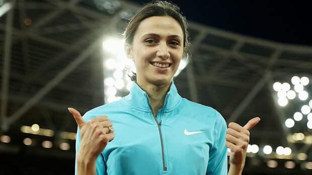 Трехкратная чемпионка мира Мария Ласицкене сделала прививку от коронавируса