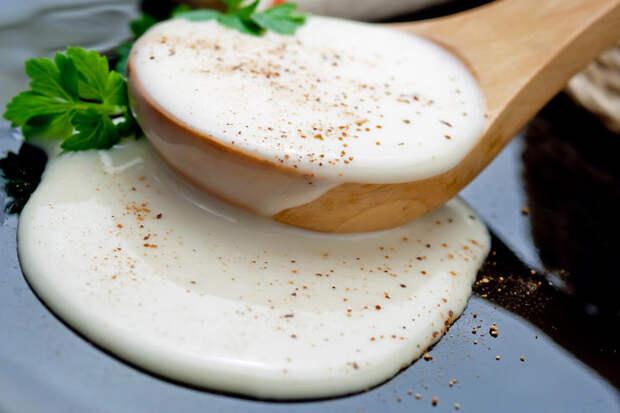 Бешамель: история белого соуса