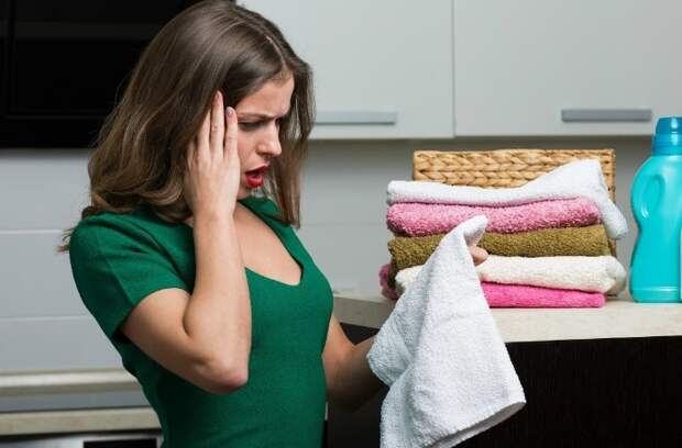 Старые полотенца заживут по-новому, или Как вернуть изделиям белоснежный оттенок и мягкость