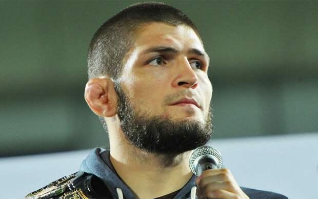 Сен-Пьер: «Мы с Хабибом хотели подраться, но у UFC были другие планы на Нурмагомедова»