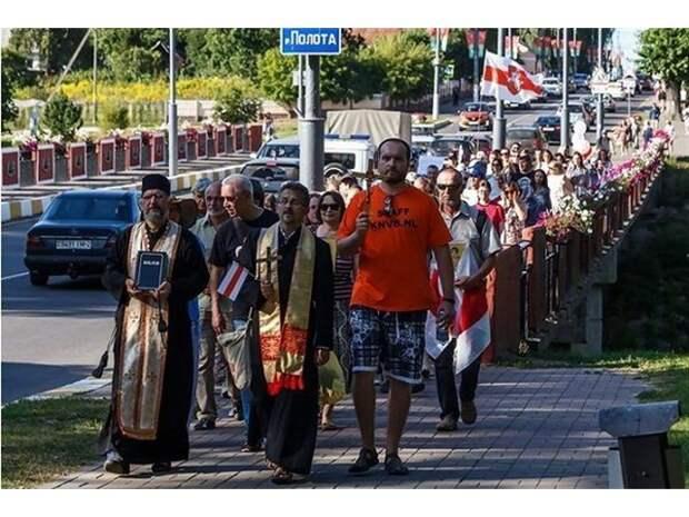 Католики и польская подоплека беломайдана