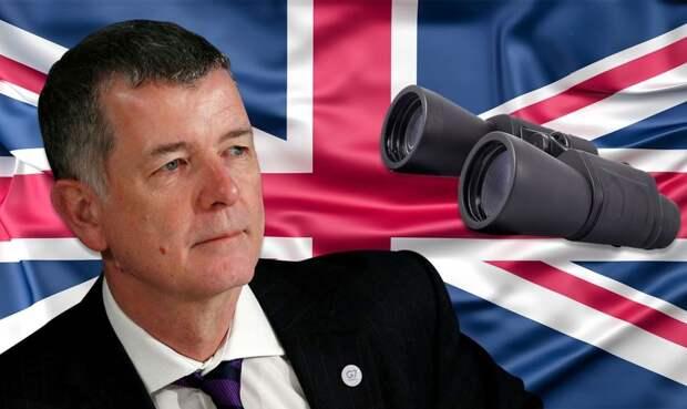 Британия возобновляет Большую игру