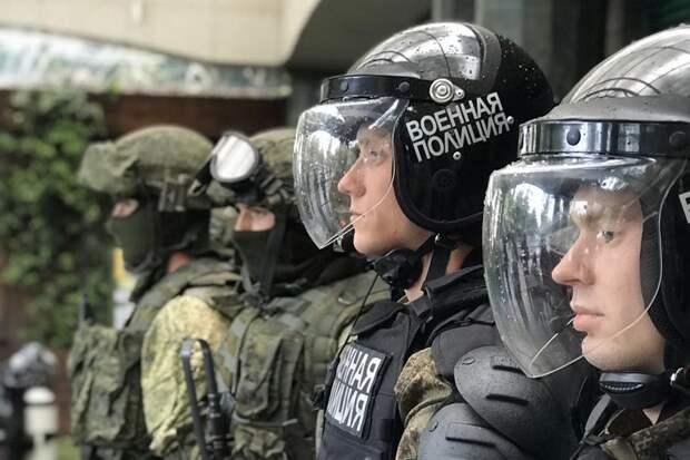 На майских праздниках в Сочи военные полицейские ЮВО обеспечили безопасность более 10 масштабных мероприятий