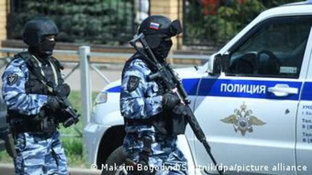 Силовики в Казани