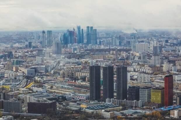 США инвестировали в Москву более 3 миллиардов долларов