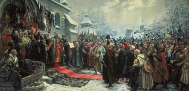 360 лет назад Украина воссоединилась с Россией. Битва за Малую Русь