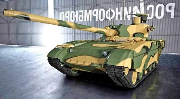 Китай присматривается к российским «Арматам»