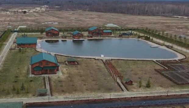 У семьи Вячеслава Володина обнаружена недвижимость на 1,1 млрд рублей