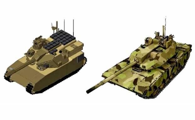 В США создадут танк нового поколения на замену «Абрамсу»
