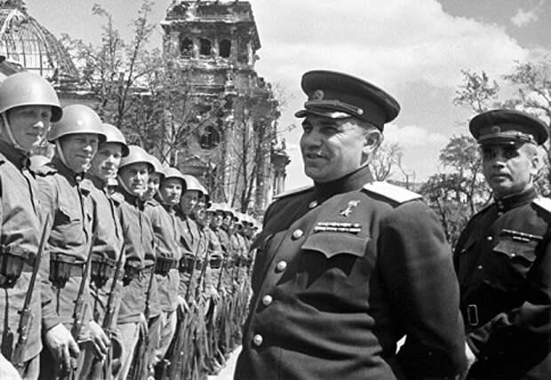 Николай Берзарин: что случилось с первым комендантом Берлина