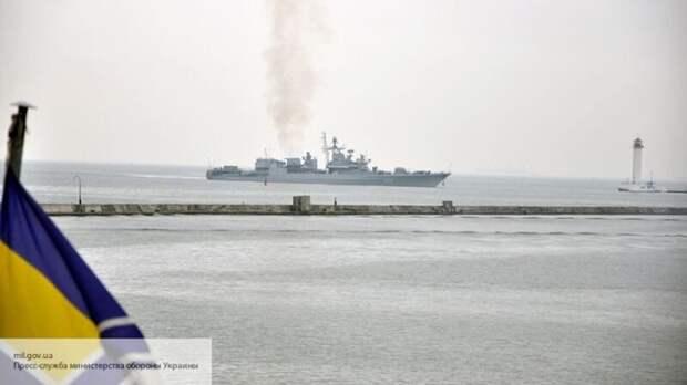 Sohu: Россия нестандартным ходом отправила военный флот Украины в «отпуск»
