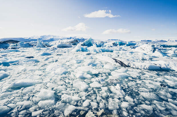 В тающих ледниках Гренландии обнаружили токсичную угрозу всему живому