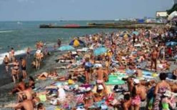 По какой цене можно отдохнуть в России в июле