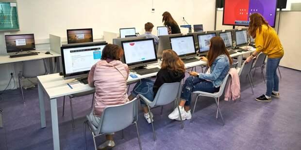 Стартовали бесплатные мастер-классы в «Технограде» на ВДНХ