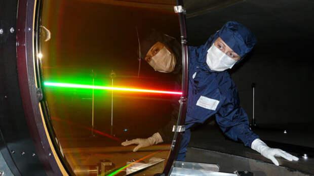 Корейцы создали самый мощный лазер в мире. Что известно?