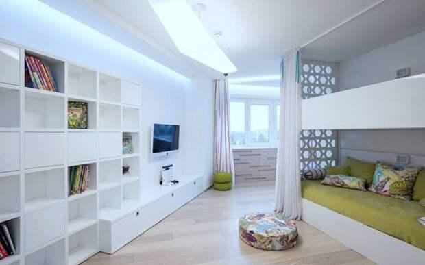 интерьер квартиры в современном стиле фото 13