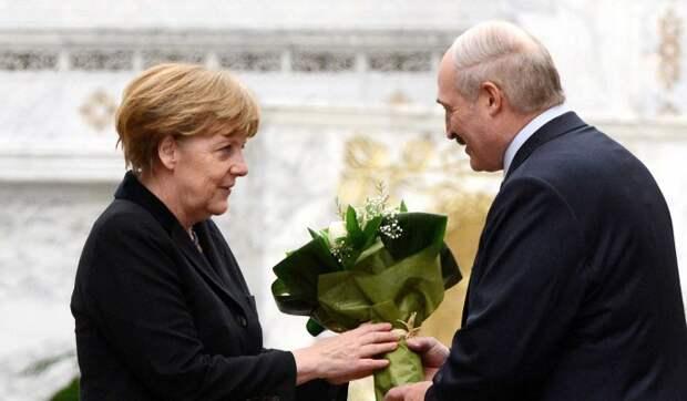 Эксперт: Меркель подложила свинью Лукашенко