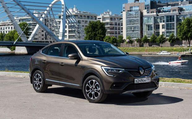 Renault Arkana — у дилеров: теперь его можно тестировать