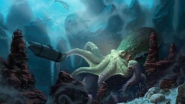 Осьминоги – будущие повелители Земли?