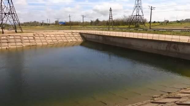 На Украине не поверили глазам, увидев изменения в Северо-Крымском канале