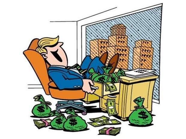 Заговор банкиров