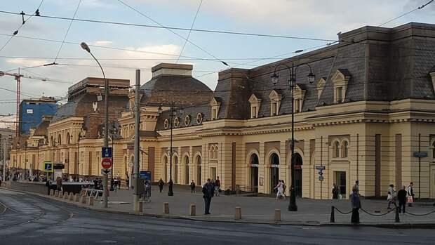 Собянин посетил церемонию открытия центральной части парка на Павелецкой площади
