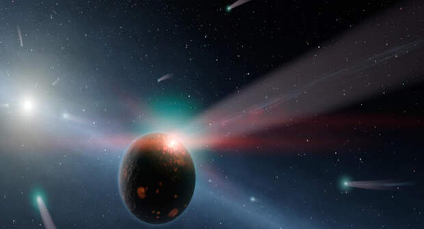 Глизе 710: звезда, которая может уничтожить Землю
