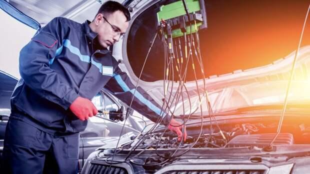 Из-за дефицита чипов автомобильная отрасль потеряет $110 млрд в 2021 году