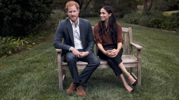 Принц Гарри и Меган Маркл: От свидания в магазине до удара по семье