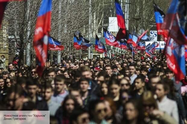 В ДНР объяснили, как коронавирус приведет к окончательному размежеванию Донбасса и Украины