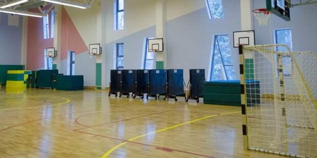 Ученики школы №224 будут представлять округ на городском этапе соревнований «Школа безопасности»