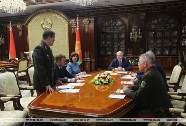 """Лукашенко о """"чрезвычайном происшествии"""" и """"грязных намерениях"""" России"""
