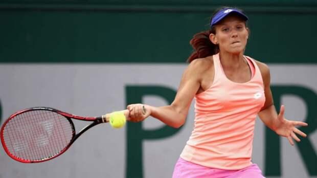Грачева уступила Халеп место в четвертьфинале турнира WTA в Клуж-Напоке