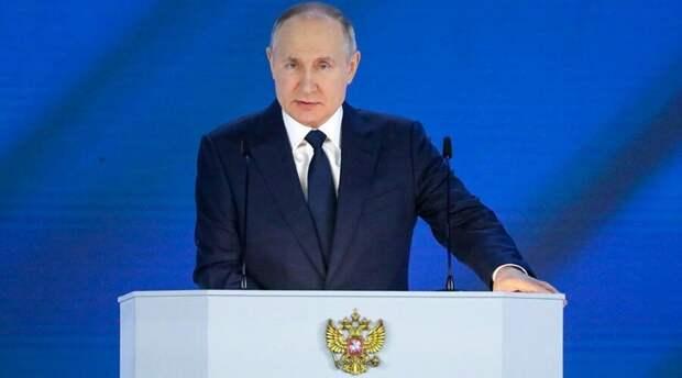 Аксёнов считает выступление Путина перед Федеральным Собранием «посланием новой эпохи»
