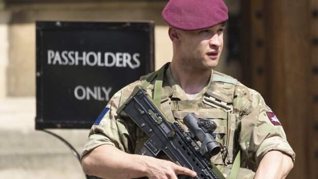 Эстонские СМИ: Пьяные солдаты НАТО избили трех женщин в Тапе