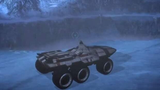 """Разработчики Mass Effect Legendary Edition добавят в игру оригинальное управление """"Мако"""""""