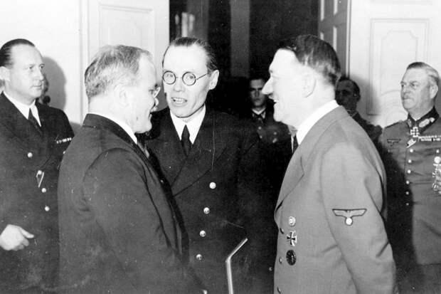 Как Сталин и Гитлер делили Европу.