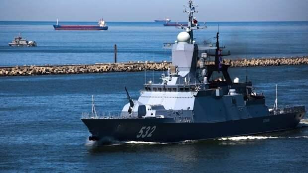 NI: Россия заставила США строить новые сторожевые корабли