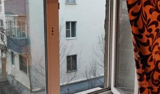 Следком в Орске начал проверку по факту выпадения ребёнка из окна