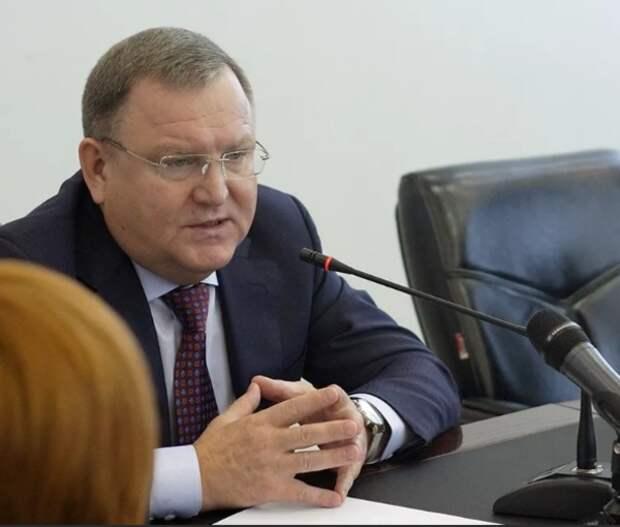 Глава Пушкинского района Подмосковья помещён под арест