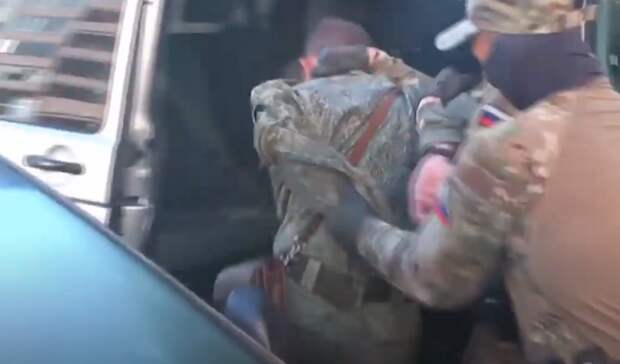 В Барнауле ракетчика задержали за госизмену (ВИДЕО)