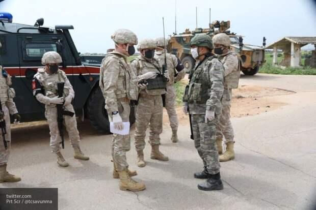 Военные США усиливают свои позиции в Сирии