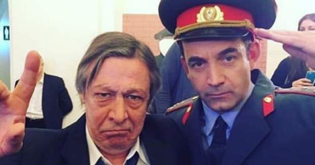 Фото Ефремов пожаловался, что коронакризис превратил артистов в дармоедов