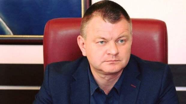 Мэр Керчи написал заявление об отставке