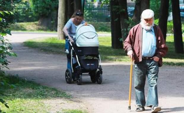 Над пенсиями в России опять навис топор